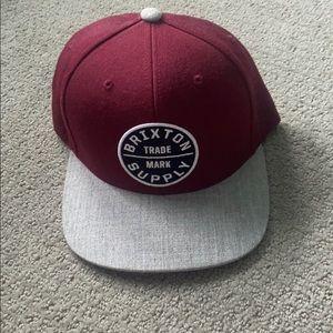 Brixton SnapBack Hat